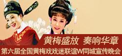 第六屆黃梅戲迷聯誼宣傳晚會