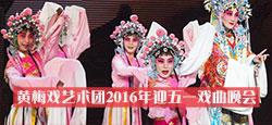黄梅戏艺术团2016年迎五一戏曲晚会