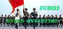 综艺专区《军旗颂》八一建军节大型文艺晚会