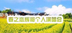 《春之恋辉哥个人演唱会》