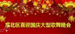 东北区喜迎国庆大型歌舞晚会