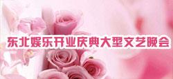 东北娱乐开业庆典大型文艺晚会