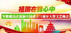 《祖国在我心中》军歌嘹亮庆祝新中国成立70周年晚会
