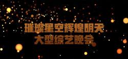 璀璨星空辉煌明天大型综艺晚会